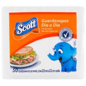 GUARDANAPO-SCOTT-COQ-DIA-24X218CM-50UN