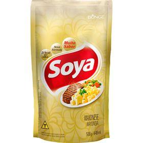 MAIONESE-SOYA-SACHET-500G