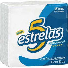GUARDANAPO-5-ESTRELA-30X30-50UND