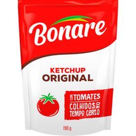 KETCHUP-BONARE-TRAD-SACHE-190G
