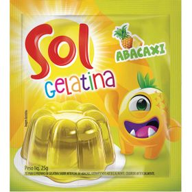 GELATINA-SOL-ABACAXI-SACHE-DISPLAY-25G
