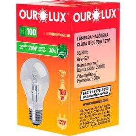 LAMP-OUROLUX-HALOGENA-70W-127V