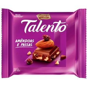 CHOC-GAROTO-MINI-TALENTO-AMEN-PASSAS-25G