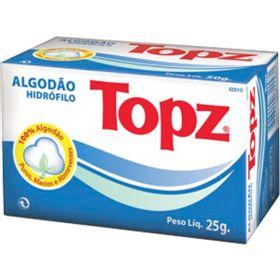 PF-ALGODAO-TOPZ-ROLO-25G