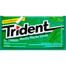 CHICLE-TRIDENT-MENTA