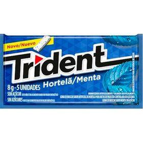 CHICLE-TRIDENT-HORTELA