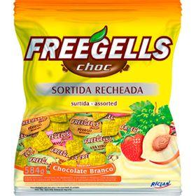 BALA-FREEGELLS-CHOCOLATE-BRANCO-584G