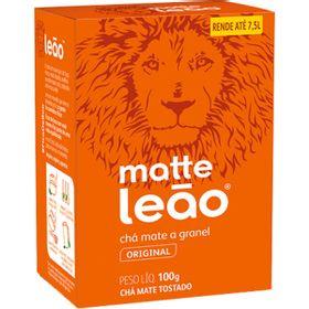 CHA-MATTE-LEAO-GRANEL-100GR