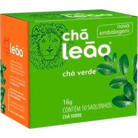 CHA-MATTE-LEAO-CHA-VERDE-10X10UN-SACHET