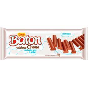 CHOC-GAROTO-BATON-TABL-RECH-CREME-96G