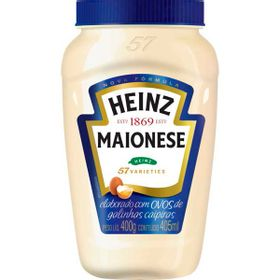 MAIONESE-HEINZ-POTE-400G