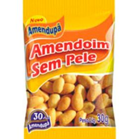 AMENDOIM-AMENDUPA-TORRADO-S-PELE-30G